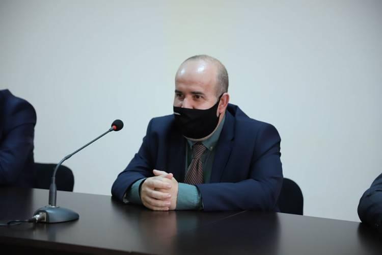 Արթիկի նախկին քաղաքապետը նշանակվեց  Շիրակի մարզպետարանի  գլխավոր քարտուղար