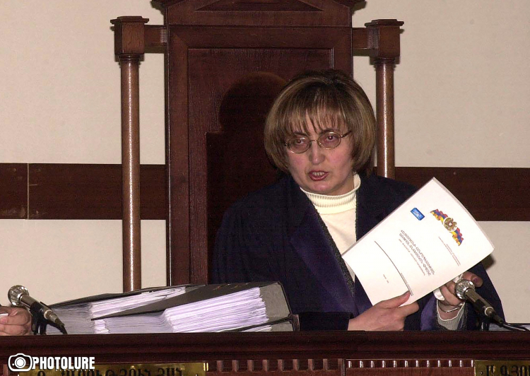 ՄԻԵԴ-ի հայտարարությունը չի նշանակում, թե գործընթացն ավարտվել է. Ալվինա Գյուլումյանը շարունակում է պայքարը
