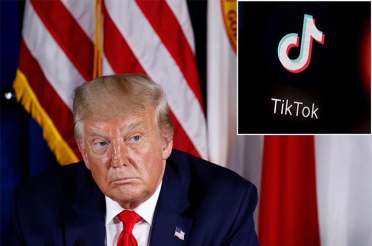 Թրամփը պատրաստվում է ԱՄՆ տարածքում արգելափակել TikTok-ը
