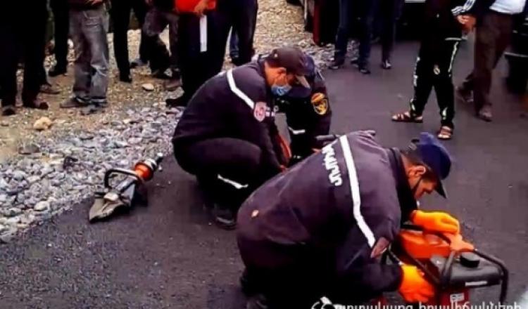 Աչաջուր գյուղում տեղի է ունեցել ՃՏՊ․ կա տուժած