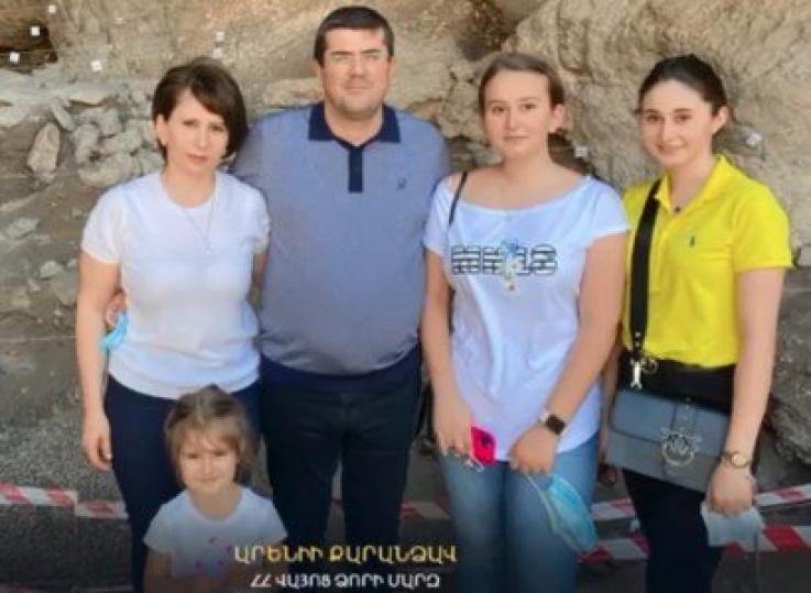 Չկարողացա դուստրերիս հետ ժամանակ անցկացնել. Արայիկ Հարությունյան