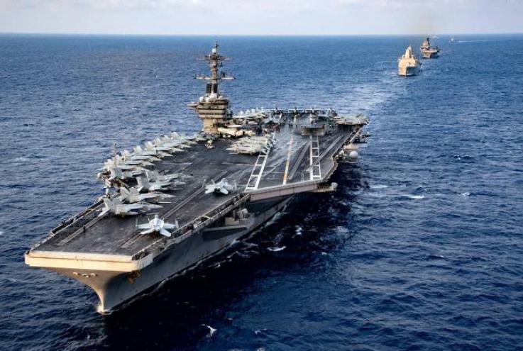 ԱՄՆ-ի ռազմածովային ուժերի «Ռուզվելտ» էսկադրային ականակիրն ուղևորվում է Սև ծով
