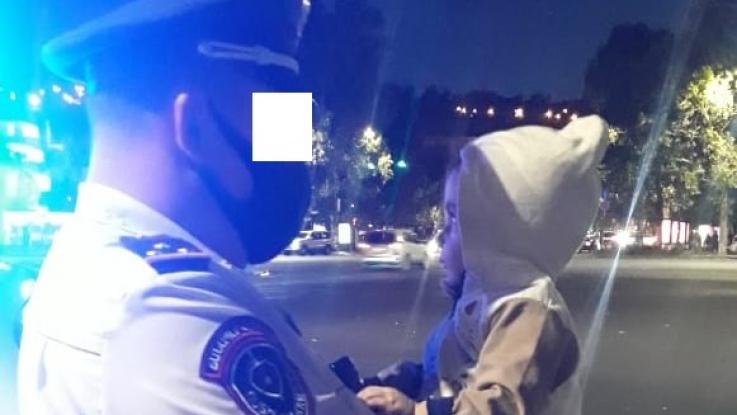 Ոստիկանն արդեն տուգանում է երկամյա ՀԱՅ երեխային