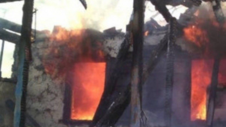 Անասնագոմում բռնկված հրդեհից այրվածքներ է ստացել նաև սեփականատերը