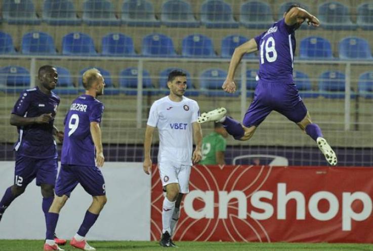 Կայացան Հայաստանի ֆուտբոլի գավաթի առաջին հանդիպումները