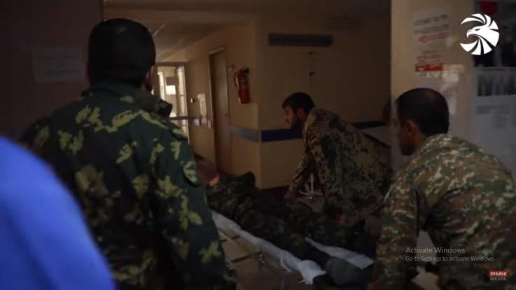 Հակառակորդը թիրախավորել է ՀՀ հարավային սահմանը. տեսանյութ