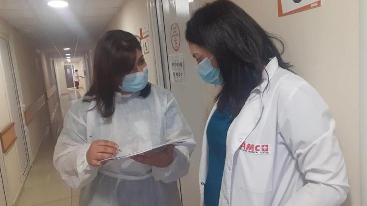 Շարունակական ստուգայցեր՝ կորոնավիրուս ախտորոշող լաբորատորիաներում․ ԱԱՏՄ