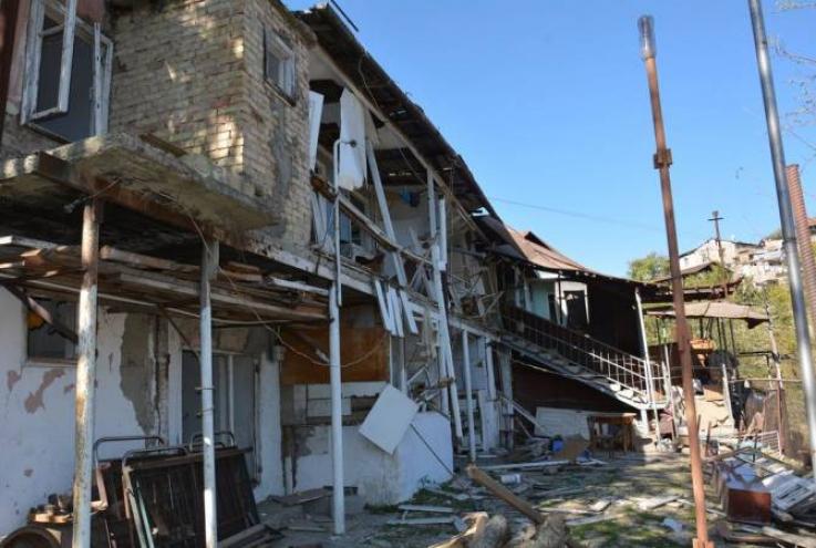 Ադրբեջանն Արցախի մայրաքաղաքի վրա ևս 5 հրթիռ արձակեց. ԱՀ ԱԻՊԾ