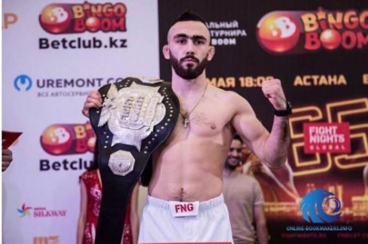 MMA-ի մարտիկ Վարդան Ասատրյանը Արցախում է. լուսանկար