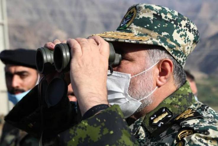 Իր ժողովրդի անվտանգությունն Իրանի զինված ուժերի կարմիր գիծն է. Հեյդարի
