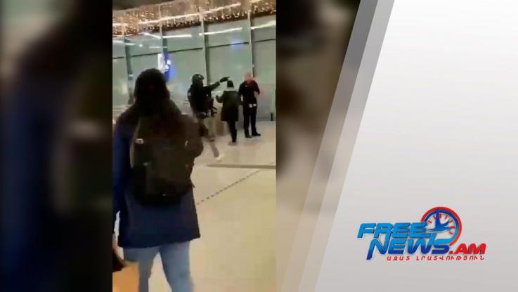 Նիդերլանդների Ուտրեխտ քաղաքի կայարանը տարհանվել է «կասկածելի իրավիճակի» պատճառով. տեսանյութ
