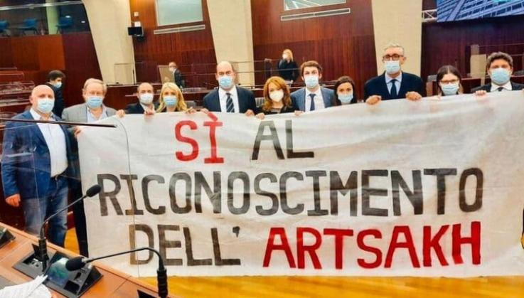Իտալիայի Լոմբարդիա մարզը ճանաչել է Արցախի Հանրապետության անկախությունը