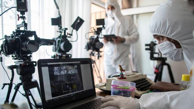 Ռուսաստանում ռոբոտ են ստեղծել կորոնավիրուսի ախտորոշման քսուք վերցնելու համար