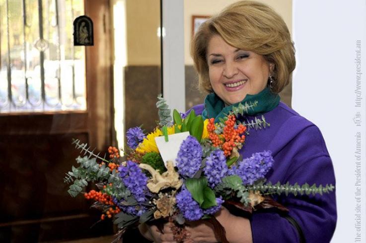 Լույս Ձեր բարի հոգուն, սիրելի Ռիտա Սարգսյան. Արա Բաբլոյան