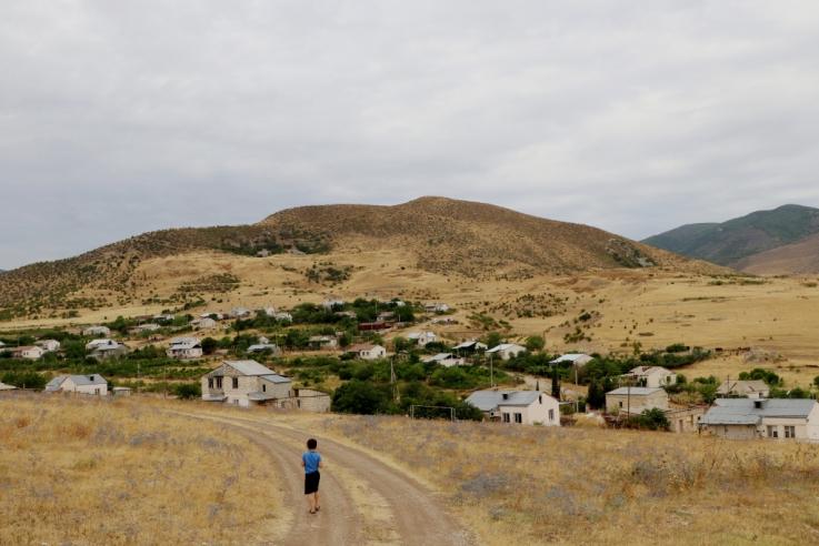 Մարտունու շրջանի Վազգենաշեն համայնքը  անցել է Ադրբեջանի վերահսկողության ներքո