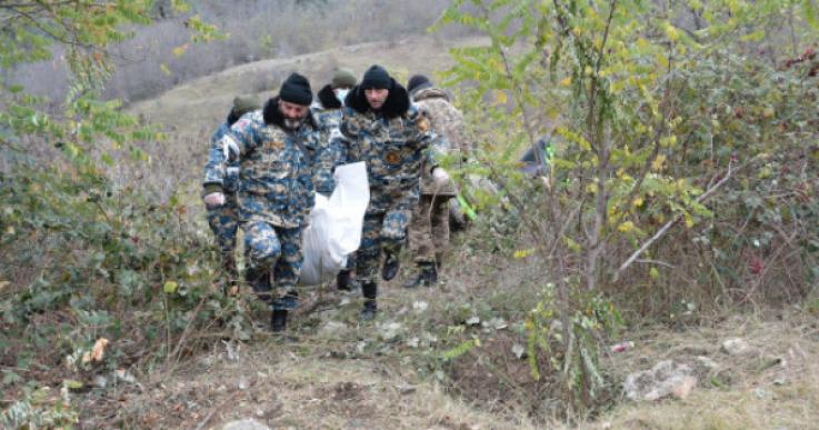 Շուրջ 350 հայ զինծառայողի մարմին է գտնվել կամ փոխանակվել