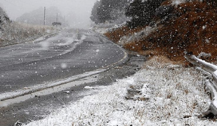 Սյունիքի մարզում՝ բացառությամբ Մեղրի քաղաքի ձյուն է տեղում