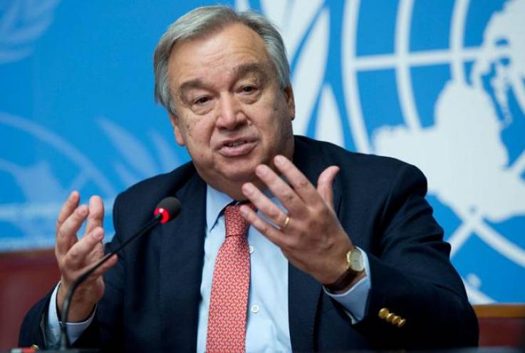 ՄԱԿ-ի գլխավոր քարտուղարը Հայաստանին և Ադրբեջանին կոչ է արել վերսկսել ԼՂ հարցով բանակցությունները