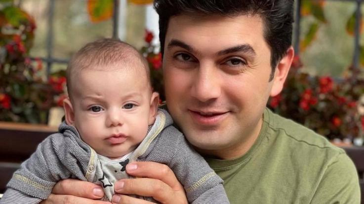 Միհրան Ծառուկյանը լուսանկար է հրապարակել որդու հետ