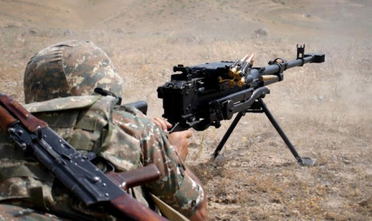 Հրաձգությունները հրահրում են ադրբեջանական զինված ուժերը, որոնք գտնվում են ՀՀ ինքնիշխան տարածքում. ՄԻՊ