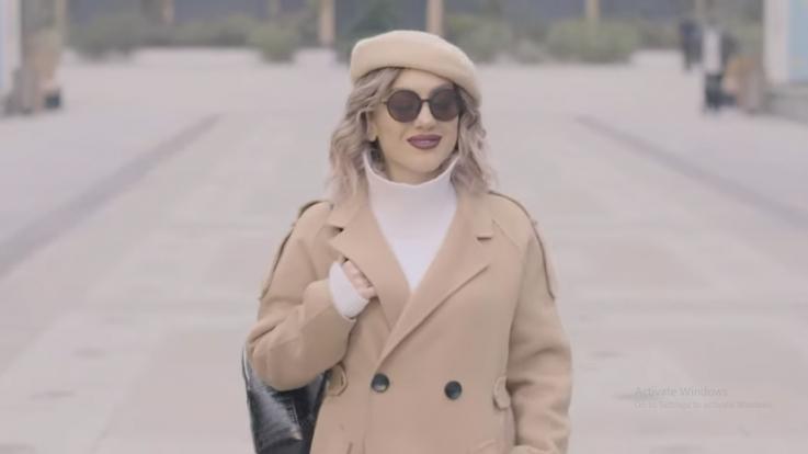 Կարինա Առուստամյանի նոր տեսահոլովակը