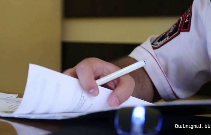 Հունվարի 8-11-ը բացահայտվել է հանցագործության 105 դեպք. հայտնաբերվել է 16 հետախուզվող