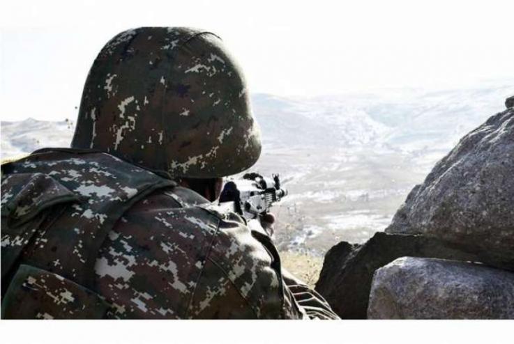 Որոտան-Դավիթ Բեկ հատվածում սահմանային միջադեպեր չեն արձանագրվել. ՀՀ ՊՆ