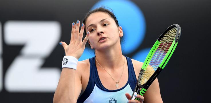 Մարգարիտա Գասպարյանը չկարողացավ դուրս գալ Australian Open-ի եզրափակիչ փուլ