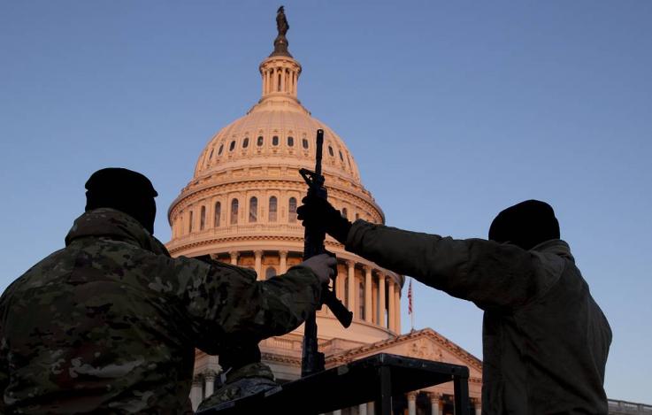 Մենք այստեղ չէինք լինի, եթե չլիներ ԱՄՆ-ի նախագահը. Ջեյմս Մաքգովերն