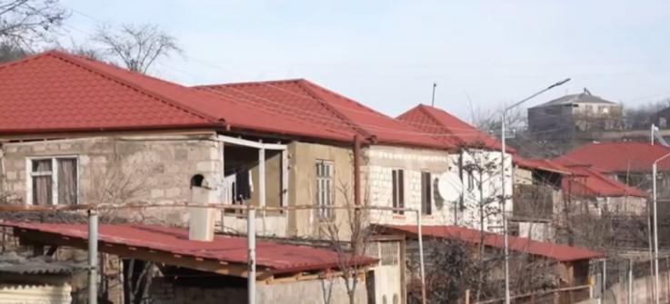 Հուլիսյան մարտերից հետո Այգեպարում 50 տանիք է փոխվել, 25 տուն նորոգվել․ Կառավարություն (տեսանյութ)