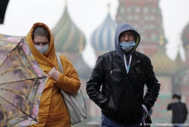 Ռուսաստանում կորոնավիրուսի 24 հազար 92 նոր դեպք է հաստատվել