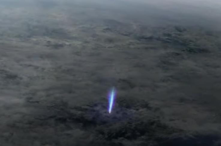 Միջազգային տիեզերակայանից հազվագյուտ բնական երևույթներ են տեսագրել (տեսանյութ)