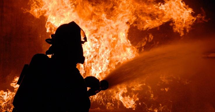 Խոզնավար գյուղի տներից մեկն այրվել է