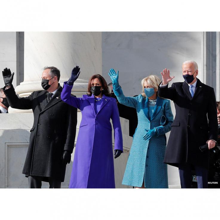 ԱՄՆ-ի նախագահական երդմնակալության օրվա ամփոփում՝ նկարներով