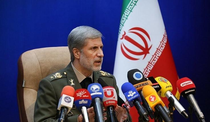 Պատժամիջոցները Իրանին ավելի են ուժեղացրել. Իրանի պաշտպանության նախարար