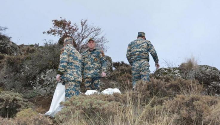 Ադրբեջանական կողմի վերադարձրած 30 զինծառայողների դիերն անճանաչելի են եղել
