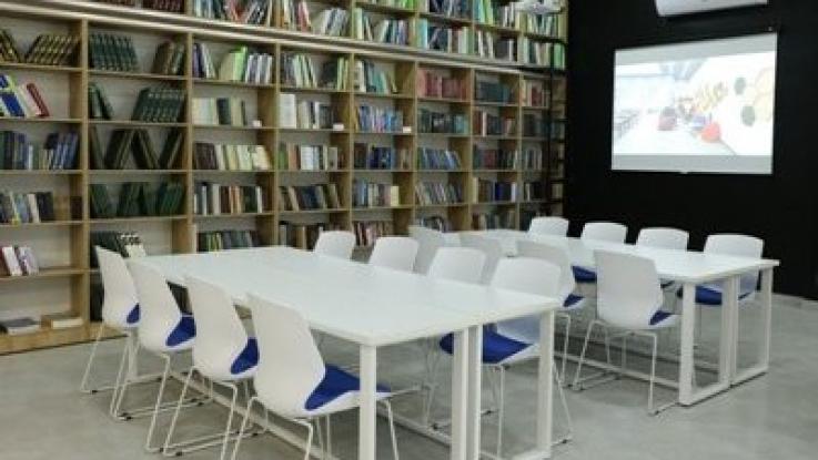 Արդշինբանկի աջակցությամբ Հայաստանի ագրարային համալսարանում «լոֆթ» սրահ է բացվել (ֆոտո)