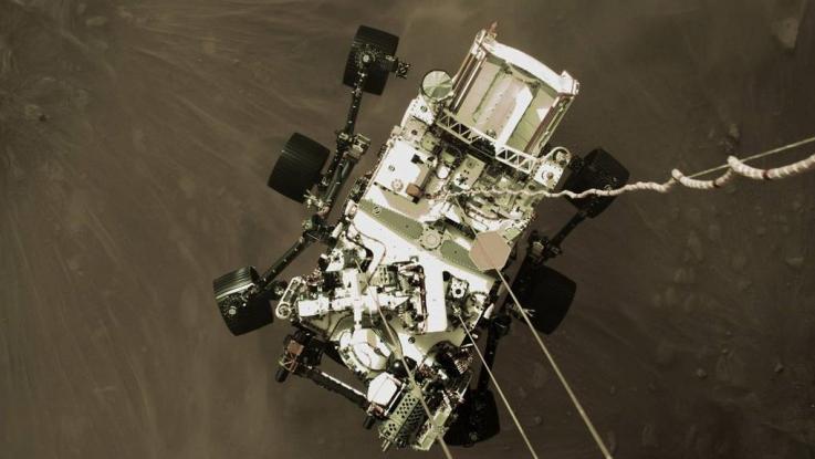 Perseverance մարսագնացը Երկիր է փոխանցել Մարսի մակերևույթին արված առաջին ձայնագրությունները