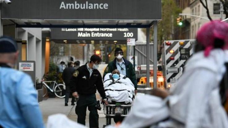 ԱՄՆ-ում կորոնավիրուսի զոհերի թիվը գերազանցել Է 500 հազարը