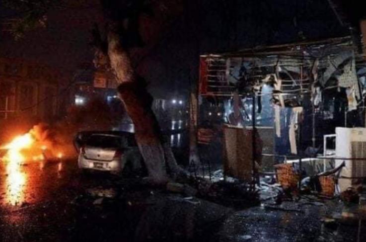 Ուժգին պայթյուն Սոմալիի մայրաքաղաքում. կան տասնյակ զոհեր, 40 տուժած