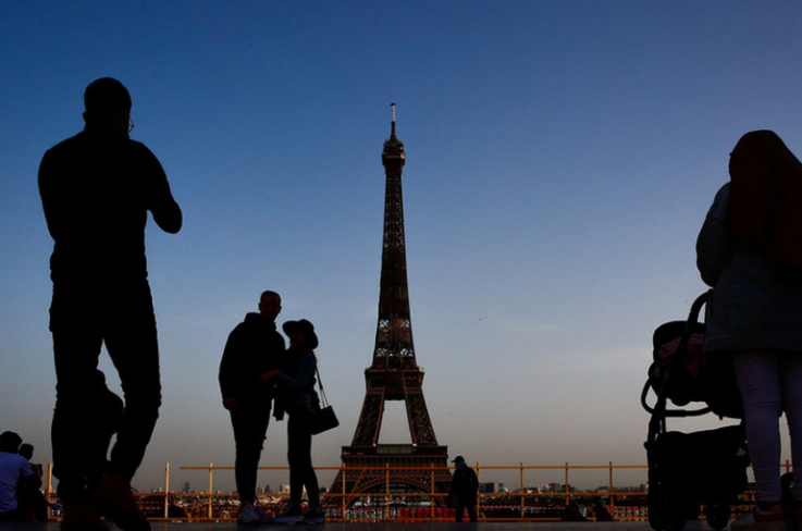 Ֆրանսիայում 1 օրում կորոնավիրուսով վարակվել է ավելի քան 23 հազար մարդ. մահվան դեպքերի ընդհանուր թիվը գերազանցել է 88 հազարը. RT