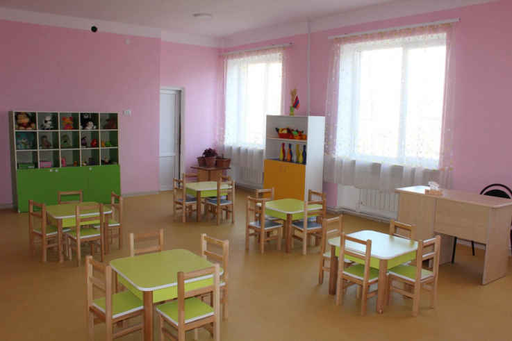 Սյունիքի մարզի մի շարք համայնքների մանկապարտեզները բարեկարգվել են
