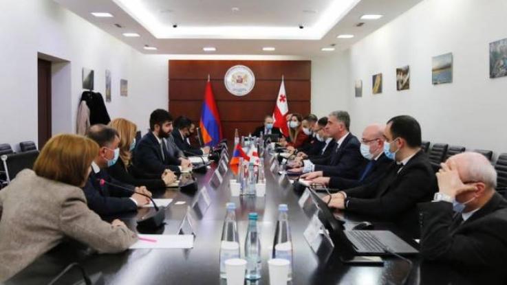Հայաստանն ու Վրաստանը քննարկում են գյուղոլորտում համագործակցության հեռանկարները