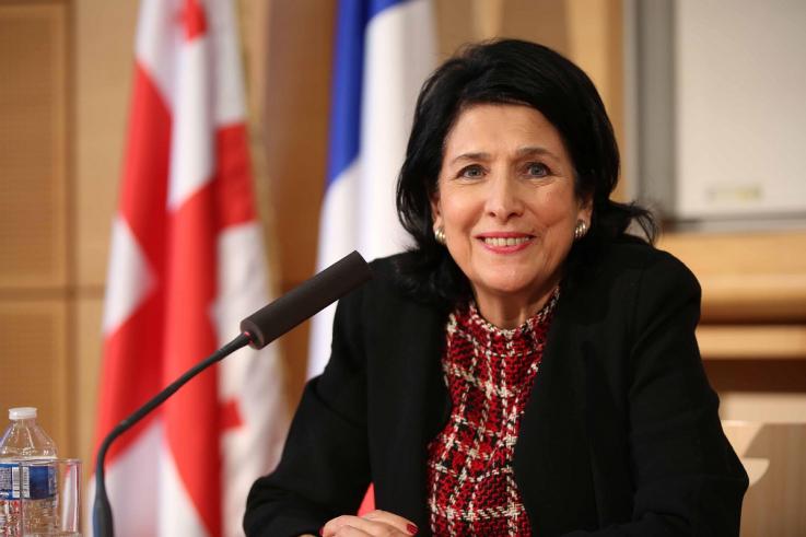 Վրաստանի նախագահի մոտ կորոնավիրուս չի հաստատվել