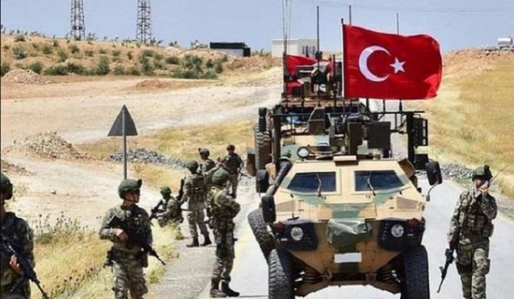 Պայթյուն Սիրիայի թուրքական ռազմաբազայում