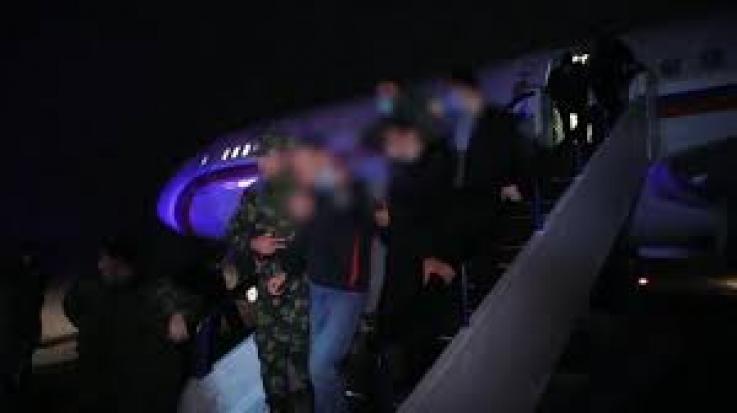 Մեկ ժամից «Էրեբունի» օդանավակայանվայրէջք կկատարի հայ ռազմագերիներին Բաքվից Երևան տեղափոխող հերթական ինքնաթիռը․ Freenews.am
