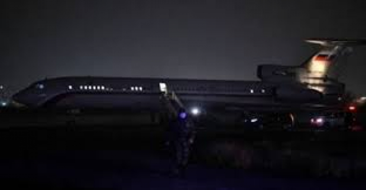 Հայ ռազմագերիներին տեղափոխող ինքնաթիռը ժամանել է Երևան, սակայն դատարկ
