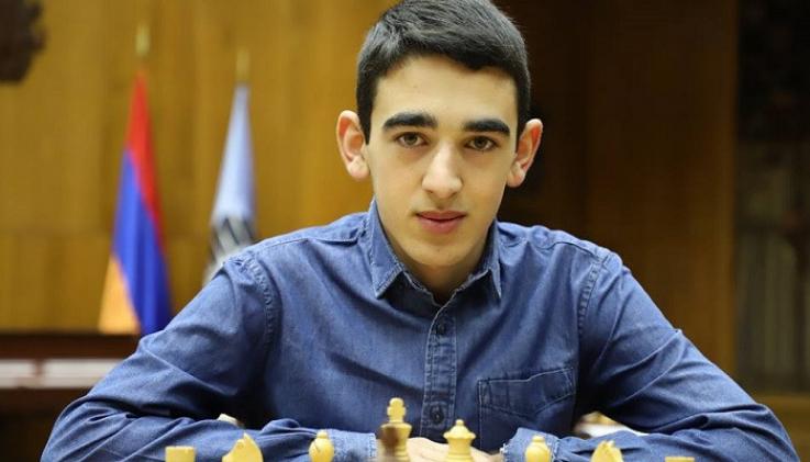 Հայկ Մարտիրոսյանը՝ Belgrade Spring Chess Festival 2021 մրցաշարի միանձնյա առաջատար