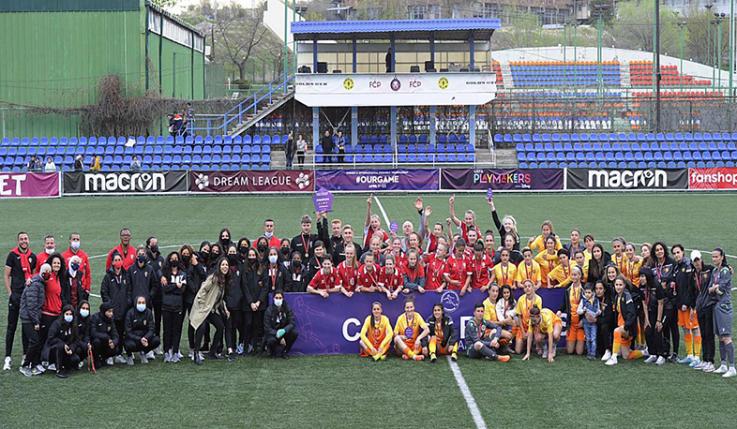 Our game կանանց ֆուտբոլի ընկերական մրցաշարն ավարտվեց Լիտվայի հաղթանակով. Հայաստանի հավաքականը դարձավ փոխչեմպիոն