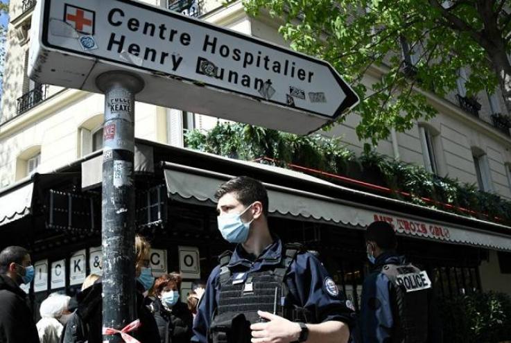Փարիզում անհայտ անձը կրակ է բացել հիվանդանոցի մոտ